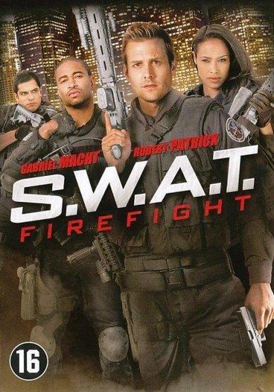 Cover van de film 'S.W.A.T.: Firefight'