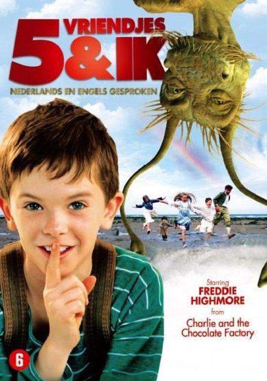 Cover van de film '5 Vriendjes En Ik'