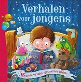 Boek cover Verhalen voor jongens van Joff Brown (Hardcover)