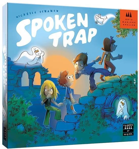 bol.com | Spokentrap - Bordspel | Games