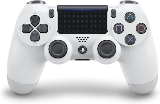 Sony Dualshock 4 Controller V2 - PS4 - Wit
