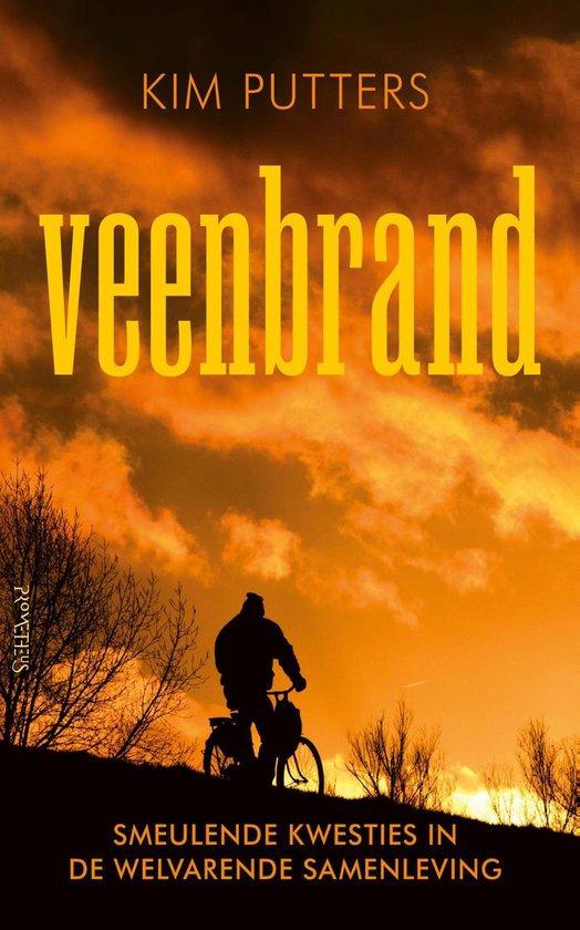 Boek cover Veenbrand van Kim Putters (Onbekend)