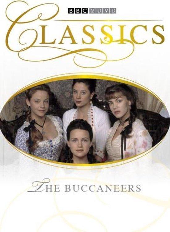 Cover van de film 'Buccabeers'