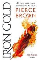 Boek cover Iron Gold van Pierce Brown (Paperback)