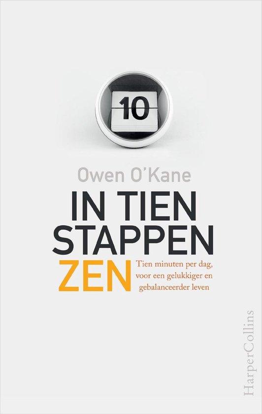 In tien stappen zen - Owen O'Kane   Readingchampions.org.uk