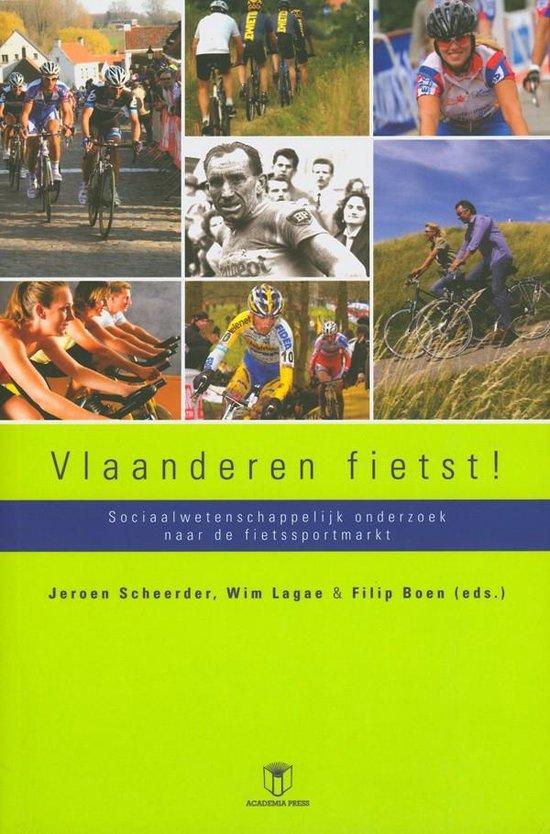 Vlaanderen fietst! - Jeroen Scheerder |