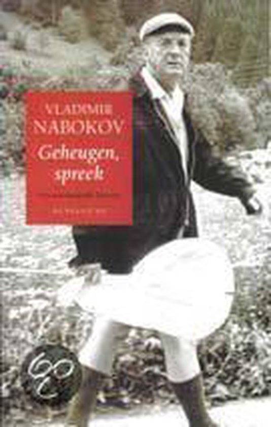 Geheugen, Spreek - Nabokov |