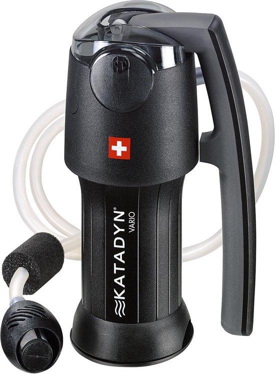 Katadyn Vario Filter - Waterfilter - Zwart