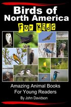 Birds of North America For Kids: Amazing Animal Books for Young Readers