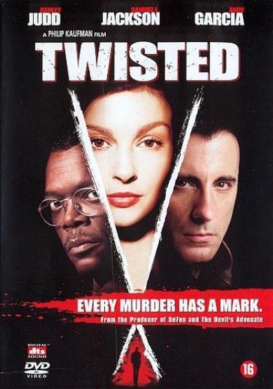 Cover van de film 'Twisted'