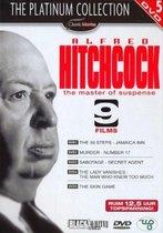 Hitchcock Platinum Collection (5DVD)
