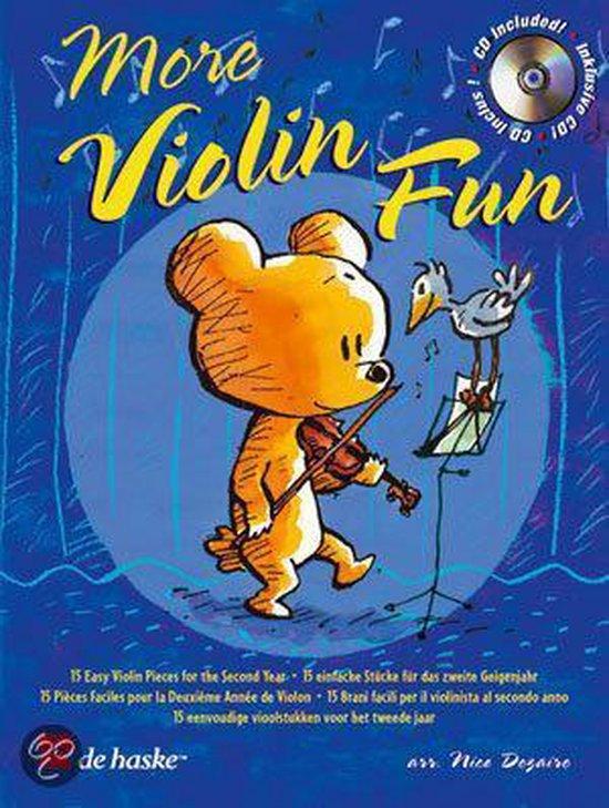 More Violin Fun - D. Goedhart  