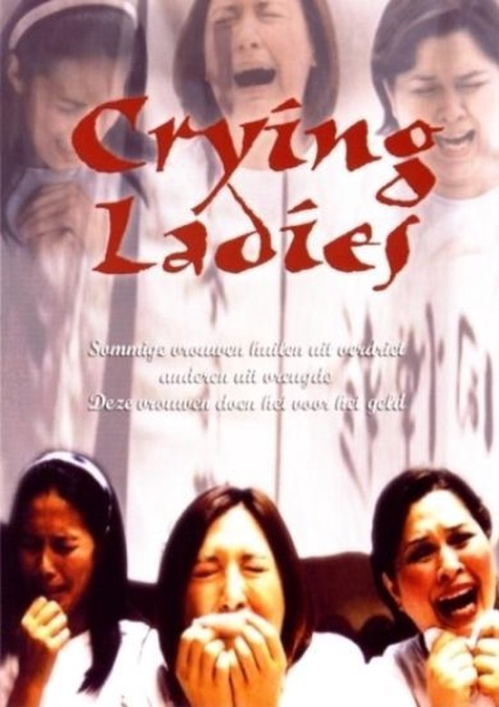 Cover van de film 'Crying Ladies'
