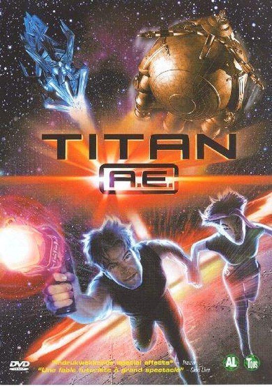 Cover van de film 'Titan AE'