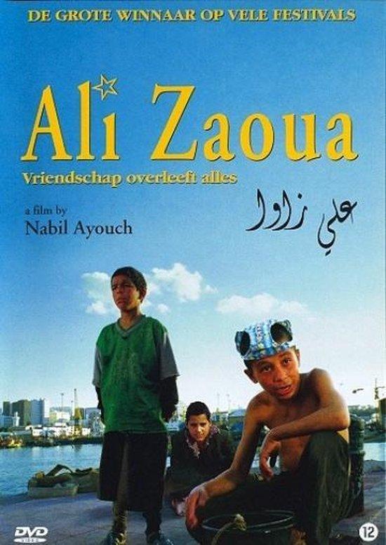 Cover van de film 'Ali Zaoua'