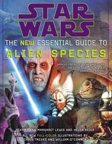 Afbeelding van Star Wars the New Essential Guide to Alien Species