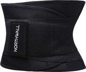 Northwall Rugbrace voor Onderrug - Corrigerende Rugband voor Onmiddelijke Pijnbestrijding & Rugondersteuning - Zwart maat L (Taille: 91 - 102 cm)