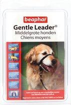 Beaphar Gentle Leader Honden Hoofdhalsband  Medium - Zwart