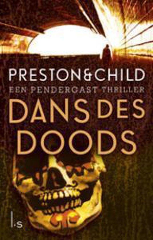 Pendergast thriller 6 - Dans des doods - Preston & Child  