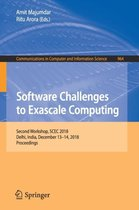 Software Challenges to Exascale Computing