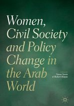Boek cover Women, Civil Society and Policy Change in the Arab World van