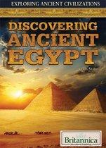 Boek cover Discovering Ancient Egypt van Jacob Steinberg