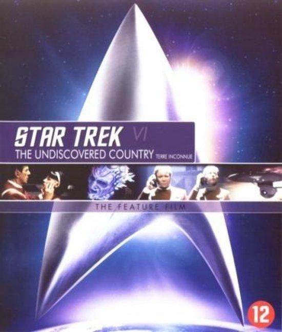 Cover van de film 'Star Trek VI: The Undiscovered Country'