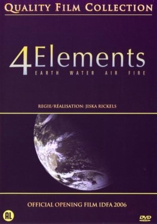 Cover van de film '4 Elements'
