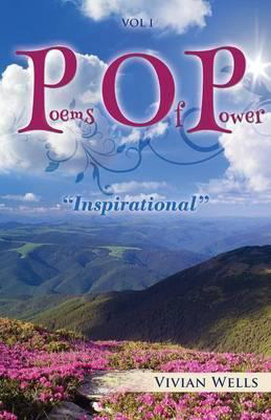 Boek cover Poems Of Power van Vivian Scott (Paperback)