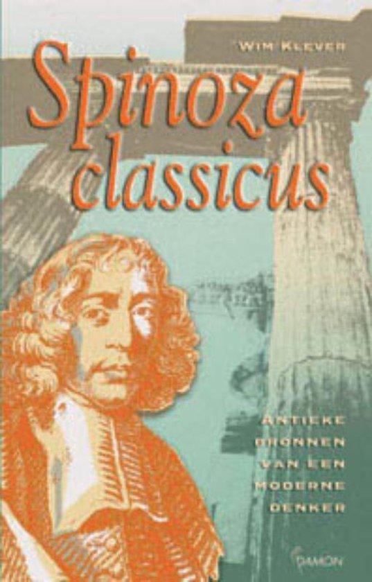 Spinoza classicus - W. Klever |