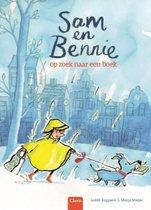 Sam en Bennie  -   Sam en Bennie op zoek naar een boek