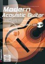 Modern Acoustic Guitar. Mit CD und DVD