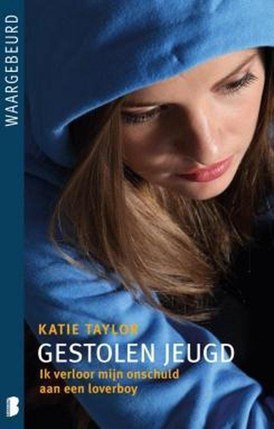 Boek cover gestolen jeugd van Katie Taylor (Paperback)
