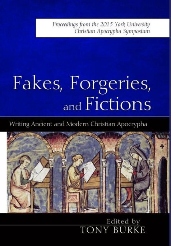 Boek cover Fakes, Forgeries, and Fictions van Burke, Tony (Hardcover)