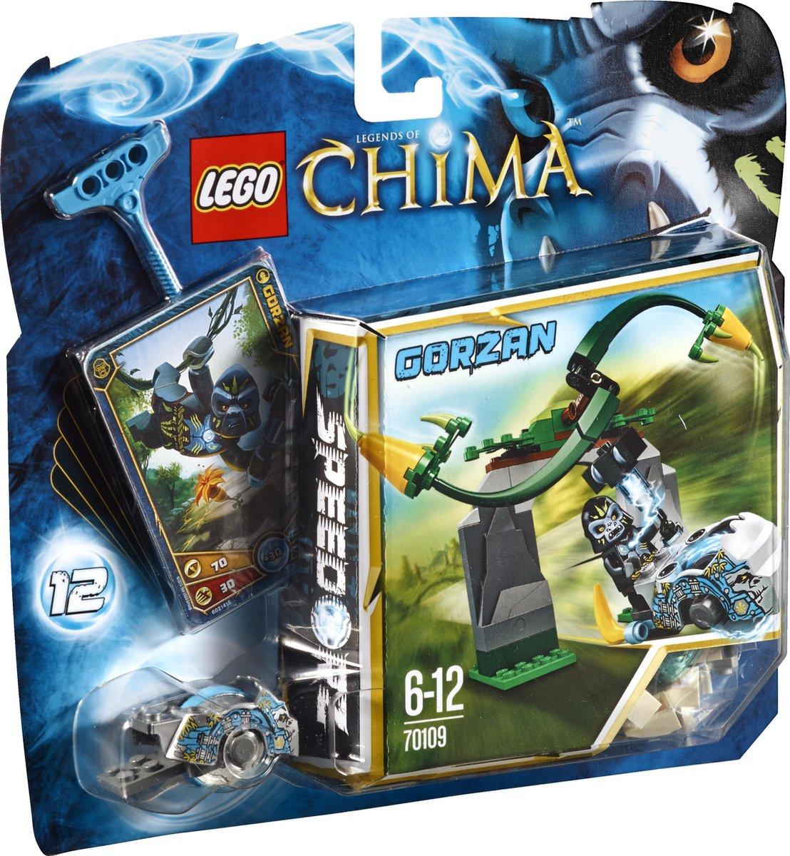 LEGO Chima Slingerplanten - 70109