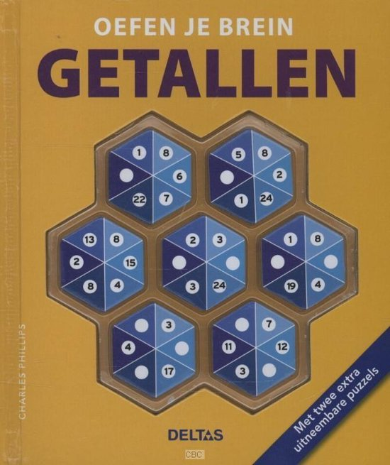 Oefen je breinGetallen - Philips, Charles pdf epub