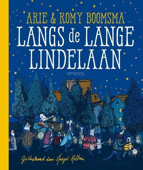 Afbeelding van Langs de Lange Lindelaan