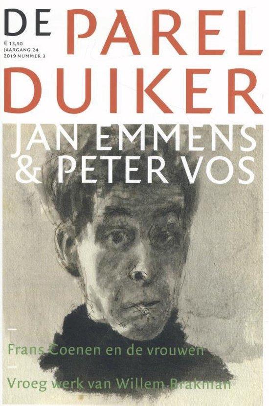 De Parelduiker 2019/3 - Jan Emmens & Peter Vos - none pdf epub