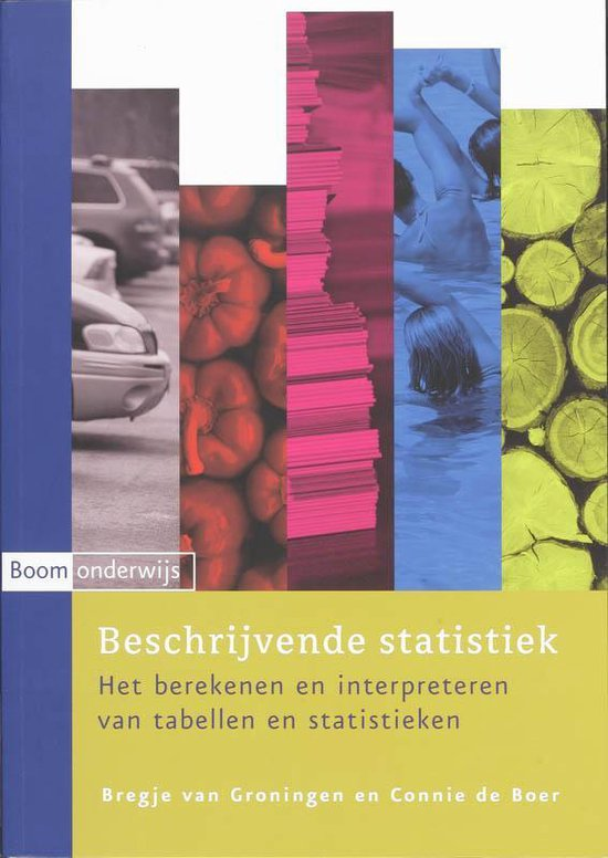 Beschrijvende statistiek - Bregje van Groningen |