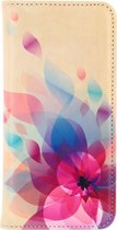 Mobilize Premium Magnet Book Case Samsung Galaxy Core Prime/VE Fire Flower