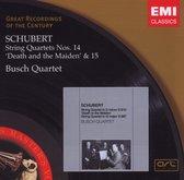 Schubert: String Quartets 14&1