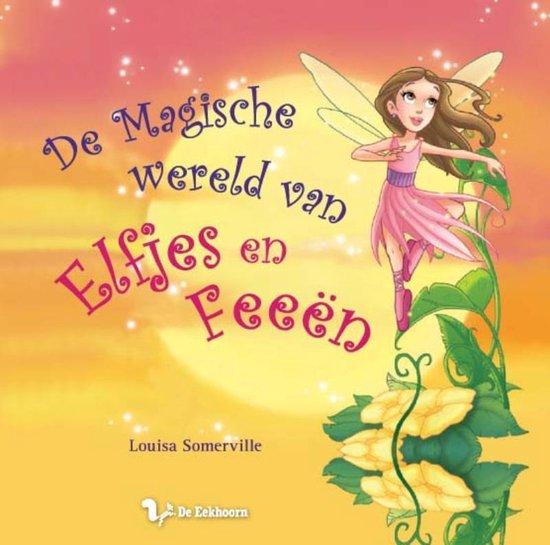 Cover van het boek 'De magische wereld van elfjes en feeen' van L. Somerlville