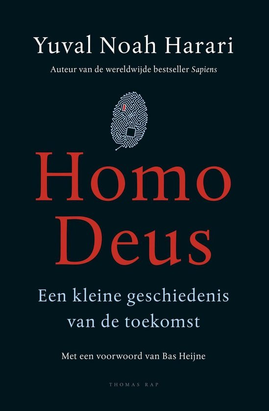 Homo Deus - Yuval Noah Harari |
