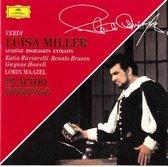Plácido Domingo* / Verdi* : Katia Ricciarelli · Renato Bruson · Gwynne Howell · Lorin Maazel – Luisa Miller (Auszüge · Highlights · Extraits)