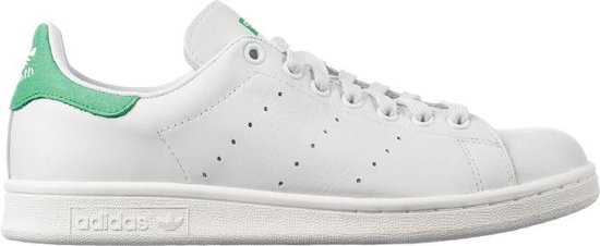 | adidas STAN SMITH D67361 Wit;Groen maat 44.5