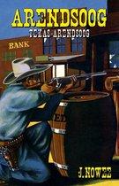 Boek cover Arendsoog 13 -   Texas-Arendsoog van Jan Nowee