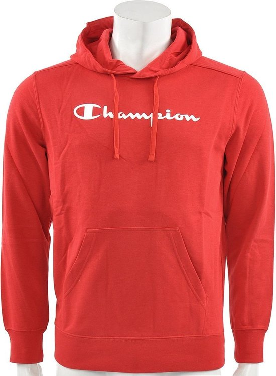 Champion Sweater Unbrushed Capp Groene Sweater