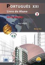 Português XXI - nova ediçao 2 livro do aluno com cd-áudio