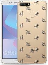 Huawei Y6 2018 Hoesje Bee Good