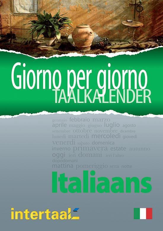 Giorno per giorno - Taalkalender Italiaans - H. Pel |